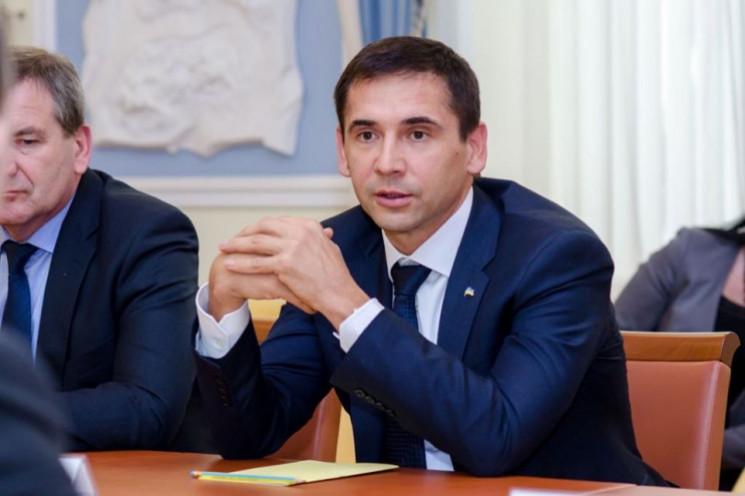 Заступника голови Харківської облради Ск…