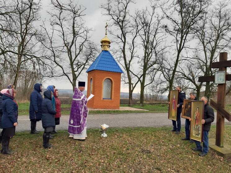 Село на Кропивнитчине против коронавирус…