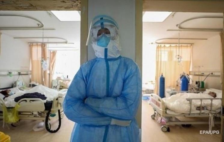 В Україні вже 63 хворих на коронавірус…