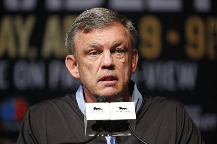 Зірковий тренер українського боксера зіз…