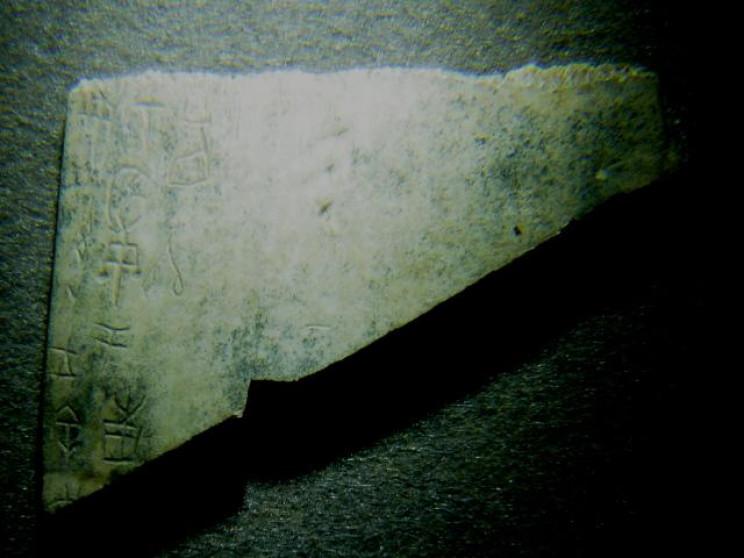 Археологи виявили в Китаї згадки про епі…