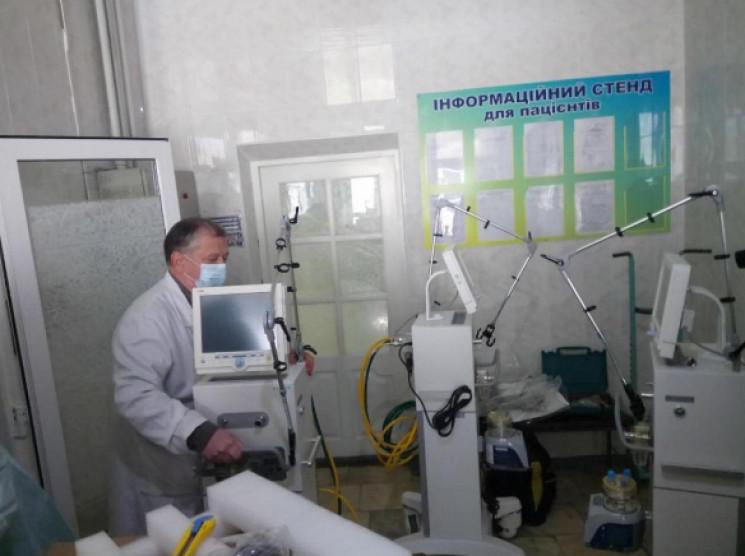 В інфекційній лікарні Кропивницького поч…