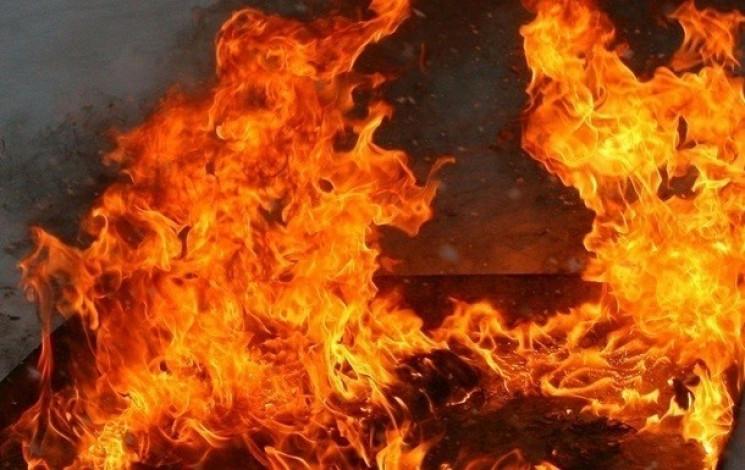 На Прикарпатті у пожежі загинула людина…