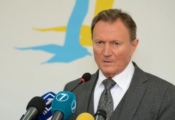 У ексректора Одеського медуніверситету З…
