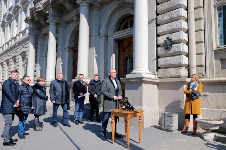 На Львівщині триває робота щодо протидії…