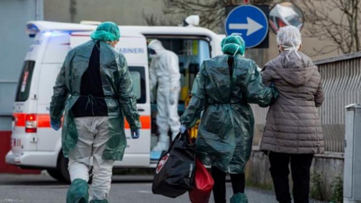 Нові підозри на коронавірус зафіксовано…