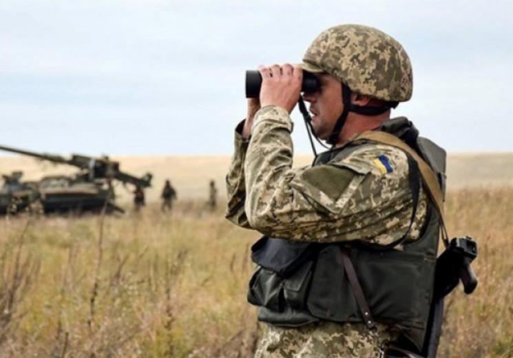 Бойовики обстрілюють захисників Оріховог…