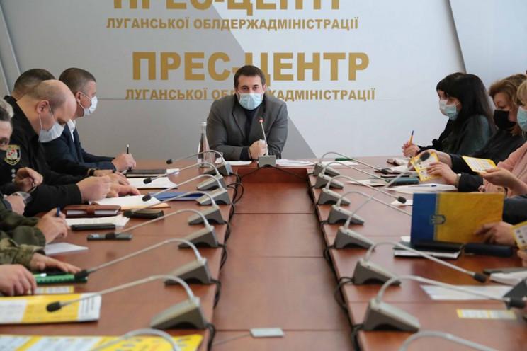 У Луганській області оголосили надзвичай…