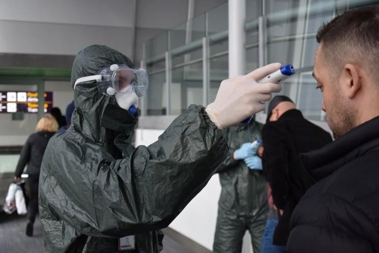 В Україні 11 нових випадків зараження ко…