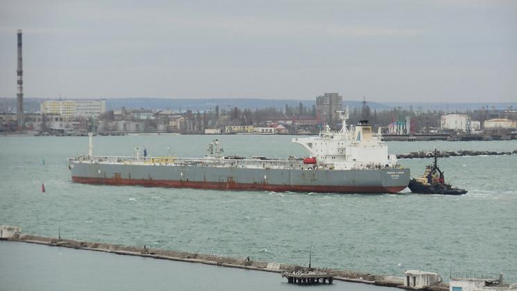 До Одеського порту прибув перший у цьому…