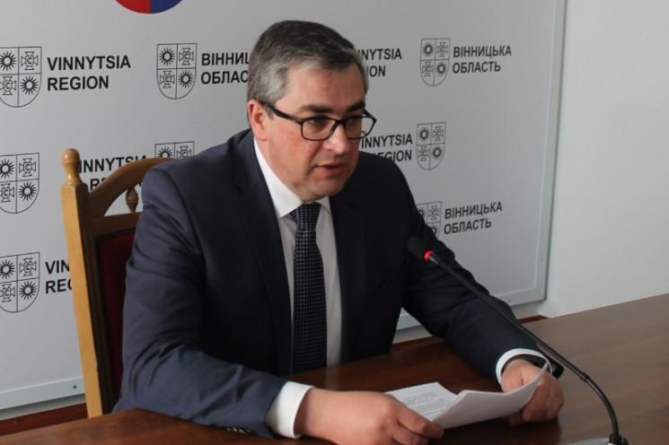 Голова Вінницької ОДА розповів про стан…