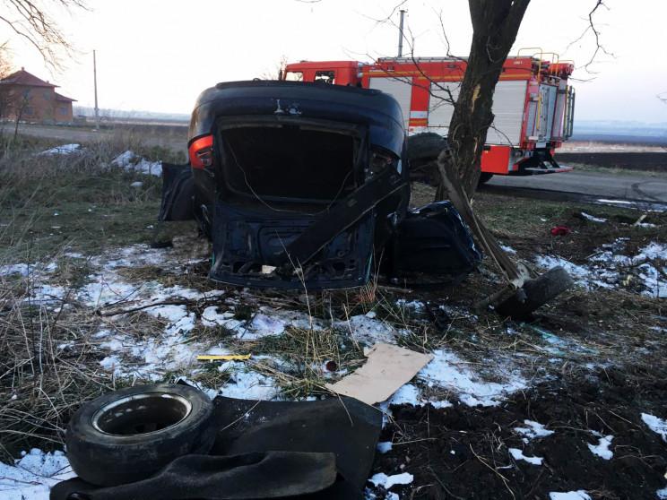 У Глибоцькому районі в аварії постраждв…