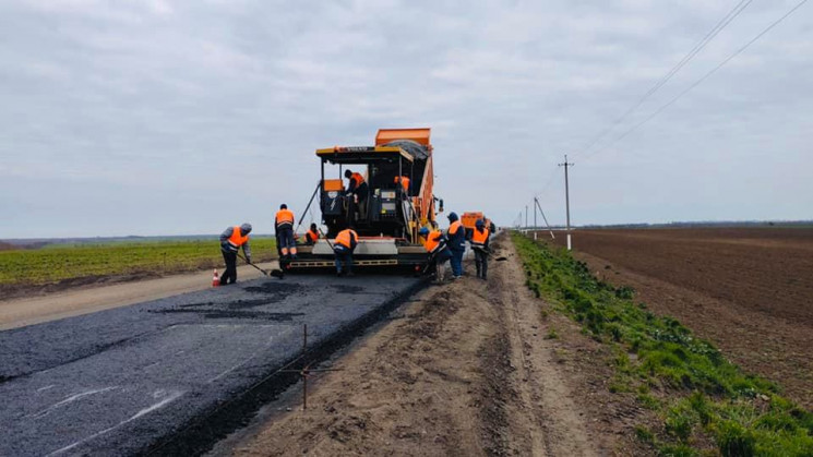На Днепропетровщине продолжается ремонт…