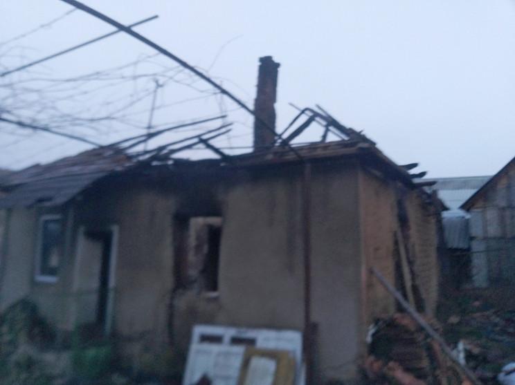 В Ужгородському районі на пожежі загинул…