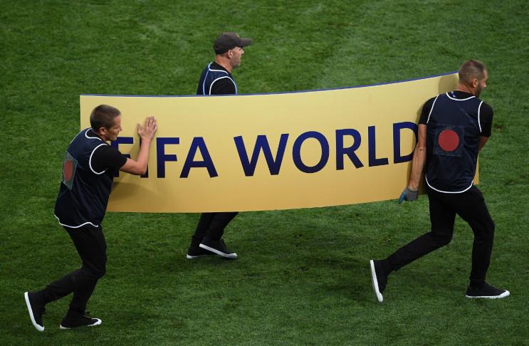 ФІФА офіційно наклала на футбольні клуби…