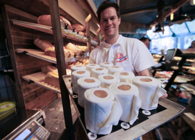Навіяно дефіцитом: Як пекар робить торти…