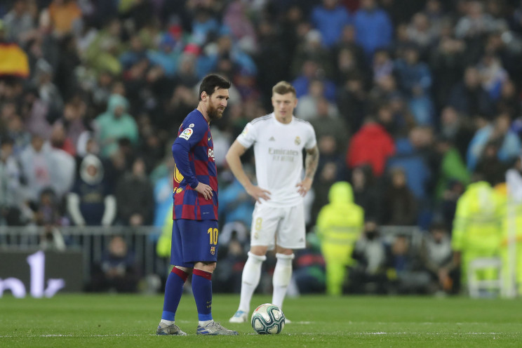 Керівники іспанського футболу твердо вис…
