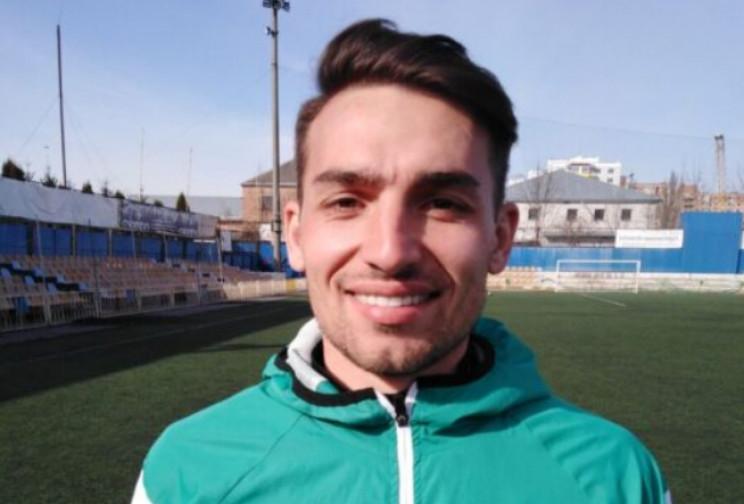 Український футбольний клуб підписав заг…