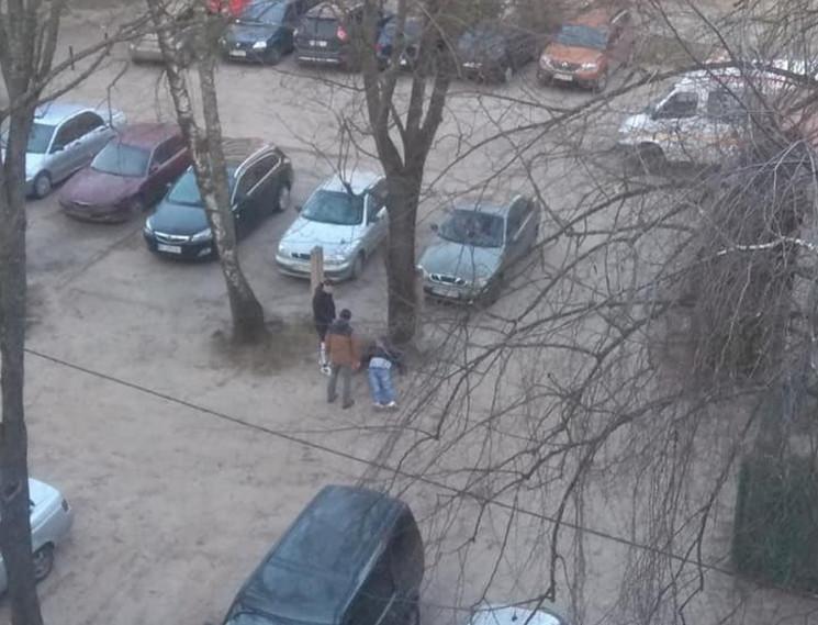 У Львові знайшли  непритомного чоловіка…