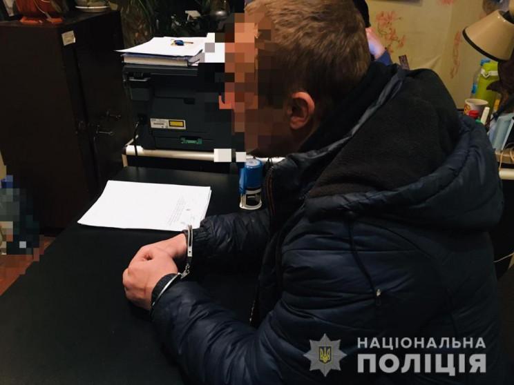 В Одесі затримали чоловіка, який розшуку…