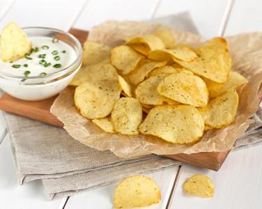 История на тарелке: Как появились чипсы…