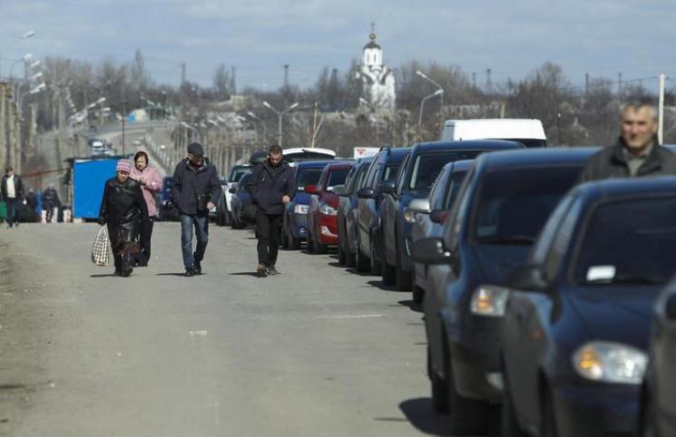 Додому тільки пішки: Україна повністю за…