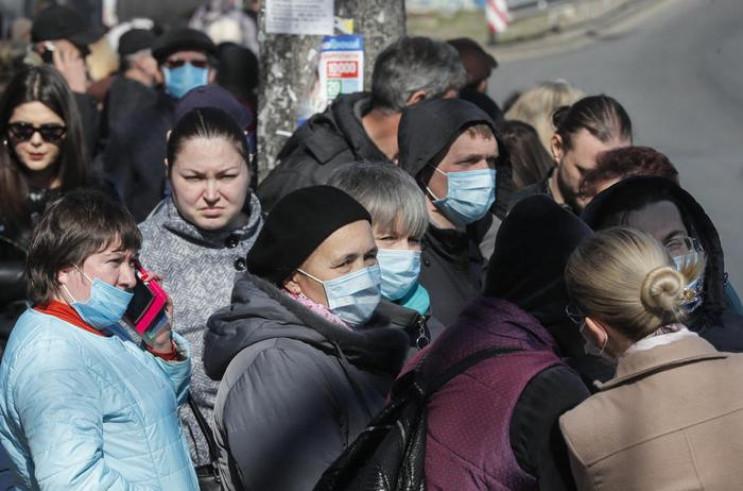 В Україні уже 310 хворих на коронавірус…