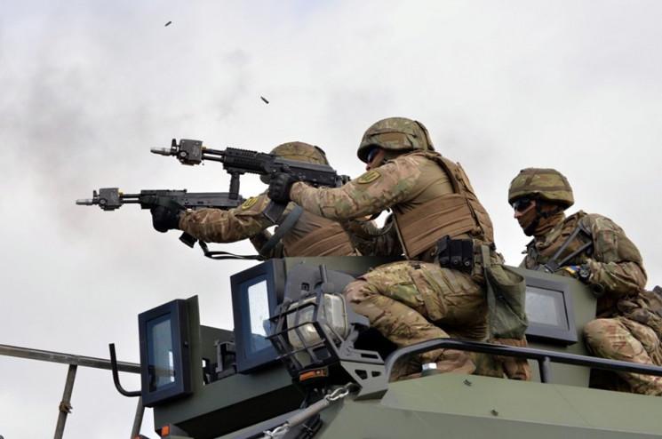 Найманці Кремля 12 разів обстріляли наши…