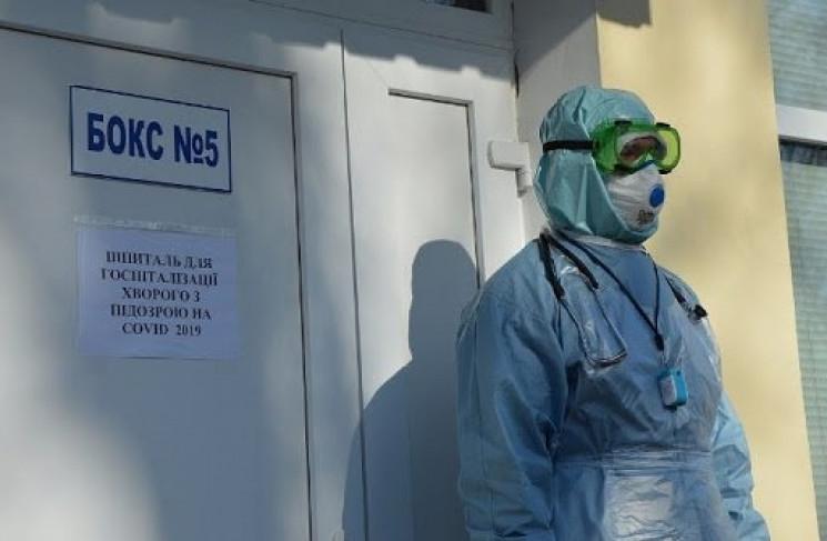 Коронавірус виявили у 21 медика з одного…
