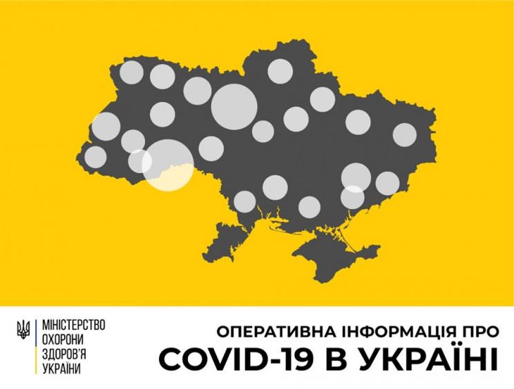 В Україні вже 418 людей злягли з COVID-1…