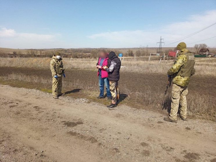 На Харківщині прикордонники перехопили L…