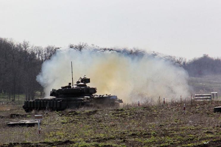 У зоні ООС бойовики вісім разів порушили…