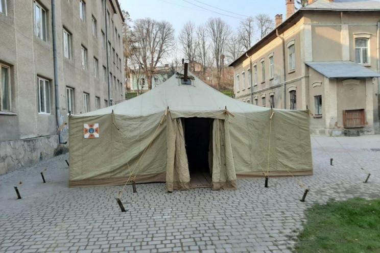 На Тернопільщині 6 нових підозр на COVID…