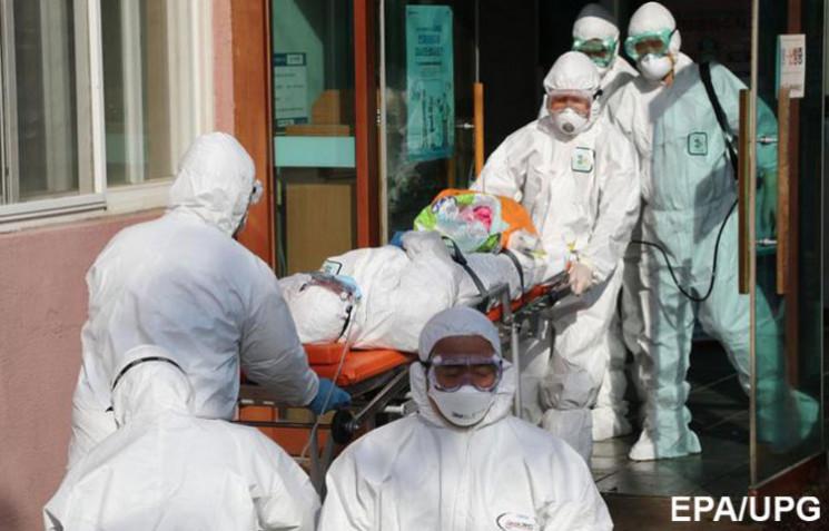 Коронавірус вбив майже 34 тисячі людей…