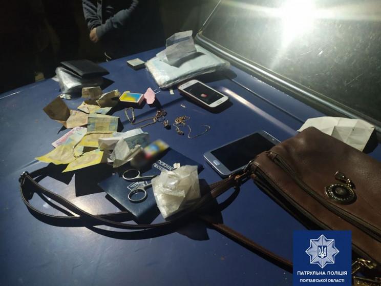 У Полтаві озброєна ромка пограбувала жін…