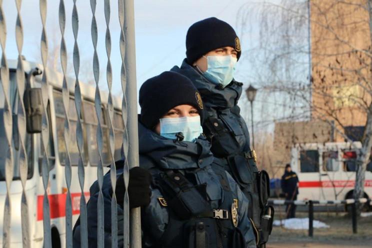 На Харківщині за порушення карантину штр…