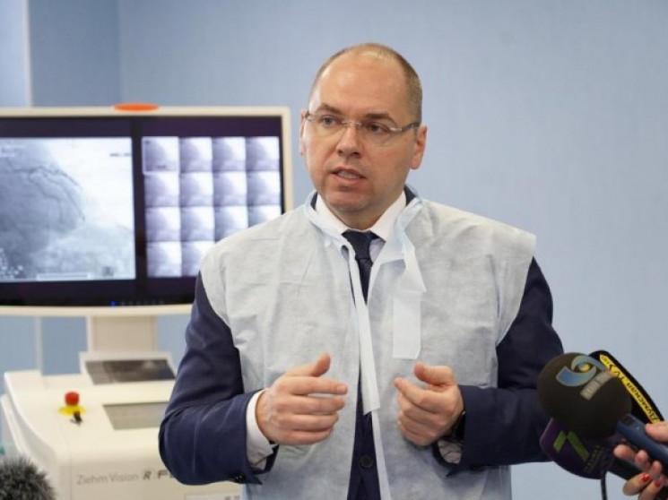 Ексочільнику Одеської ОДА не вистачило г…