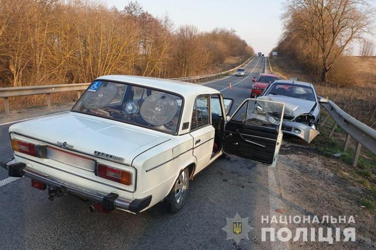 В ДТП на Тернопільщині загинув житель Хм…