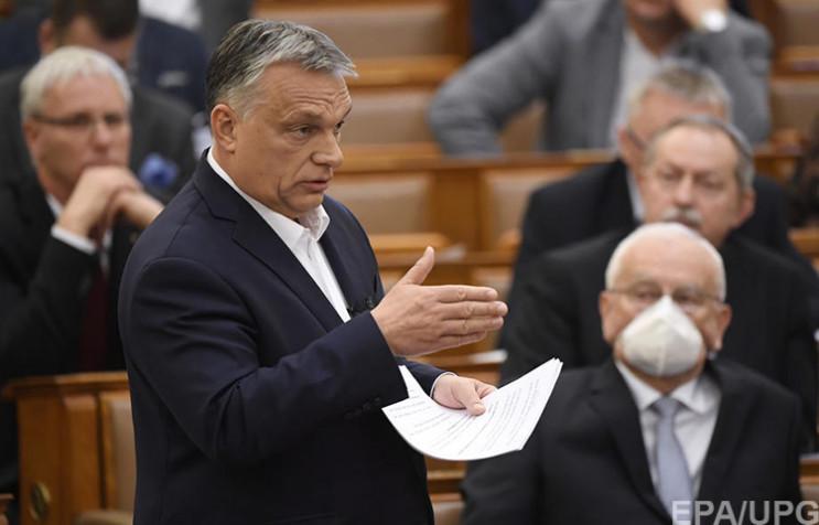 Зеленский и НАТО: Зачем Орбан едет в Кие…