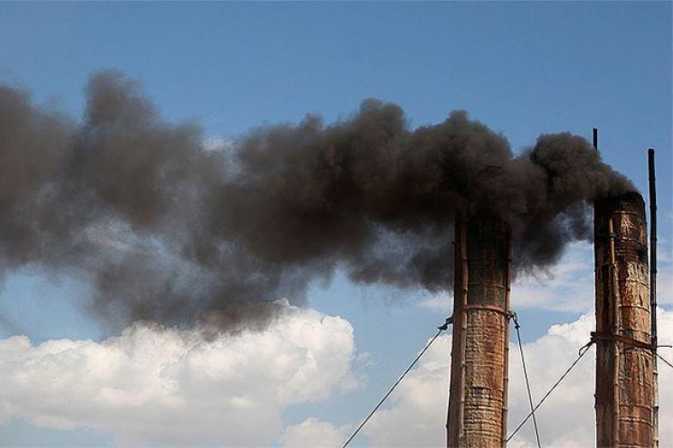 Діоксиду сірки, азоту і вуглецю: На стол…