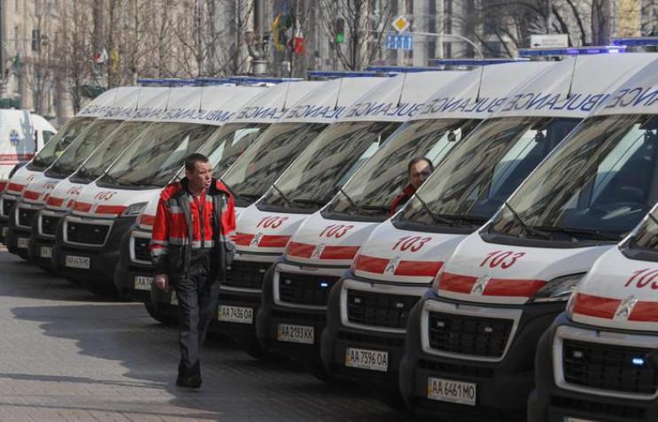 В Україні зафіксували уже 549 заражених…