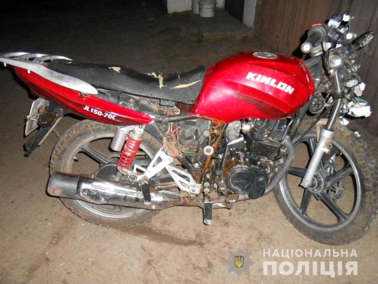 На Рівненщині в ДТП постраждали мотоцикл…