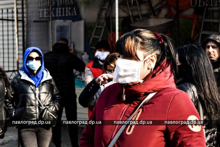 В столице Западного Донбасса торговцы в…