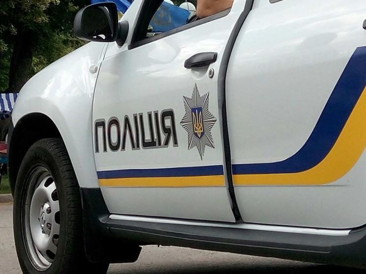Вихідними у Полтаві копи зупинили вісьмо…