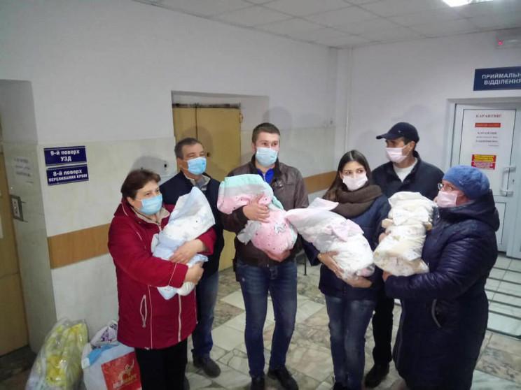 В Кропивницком из больницы выписали четв…