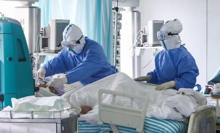 На Хмельнитчине уже есть шестеро больных…