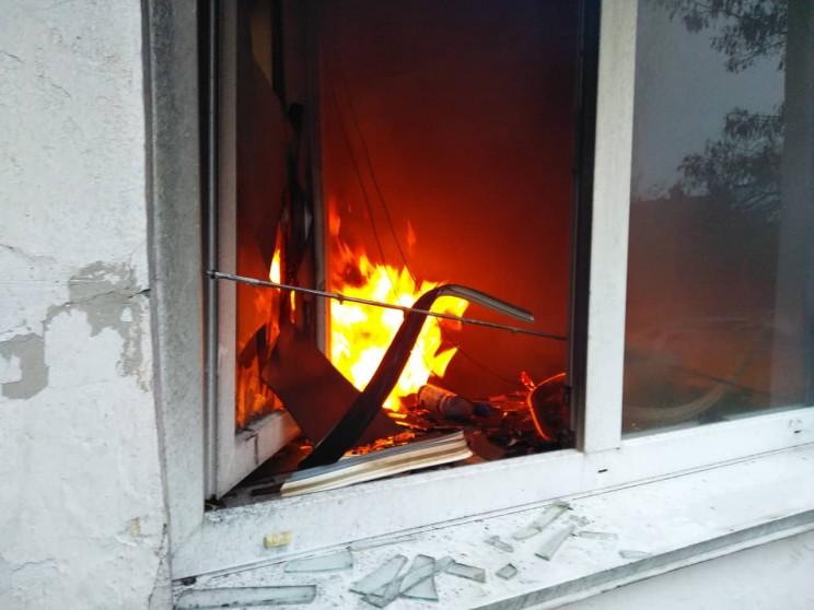 На Миколаївщині підпалили шкільний кабін…