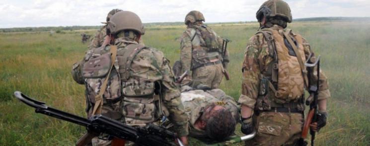 Путинские наемники убили нашего воина, е…