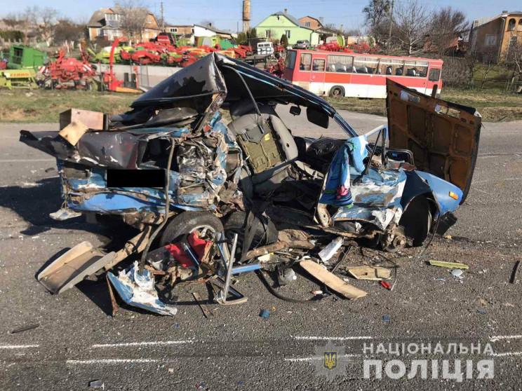 Унаслідок зіткнення трьох авто на Рівнен…