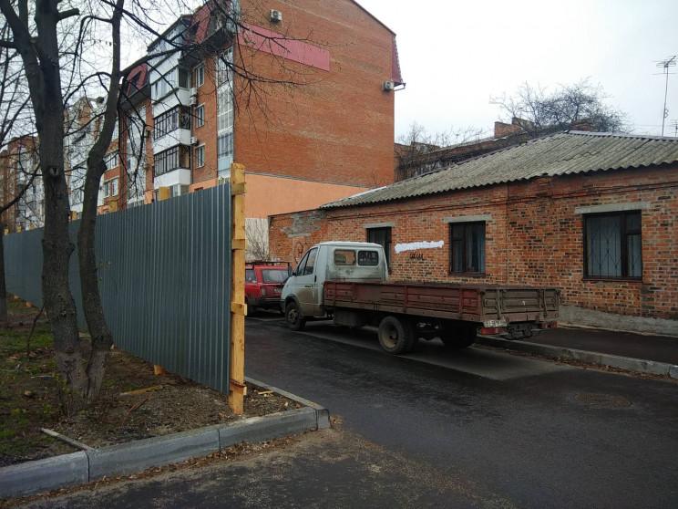 У Полтаві обмежили рух для будівництва н…